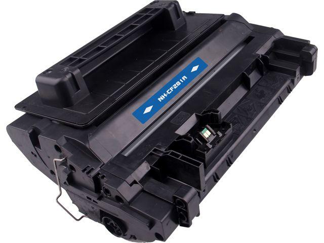 HP CF281A, HP 81A