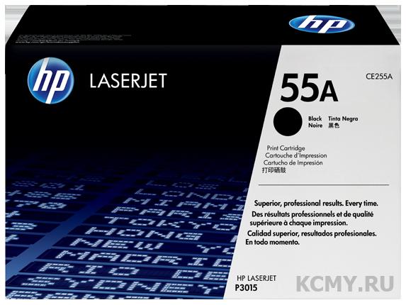 HP CE255A, HP 55A