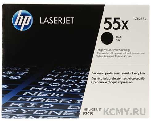 HP CE255X, HP 55X
