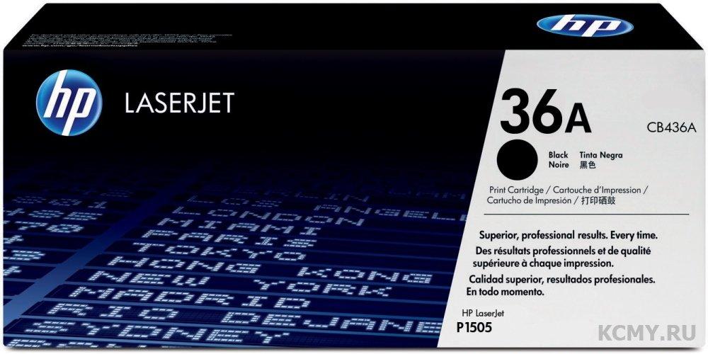 HP CB436A, HP 36A