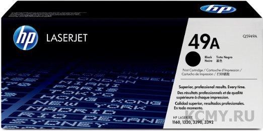 HP Q5949X, HP 49X