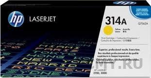 HP Q7562A, HP 314A