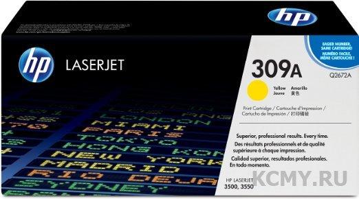 HP Q2672A, HP 309A