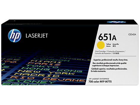 HP CE342A, HP 651A