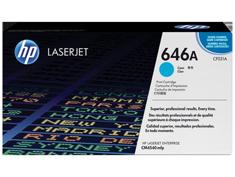 HP CF031A, HP 646A
