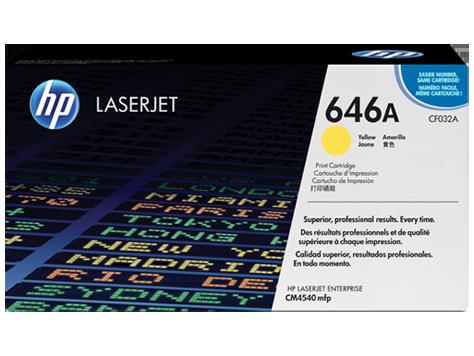 HP CF032A, HP 646A
