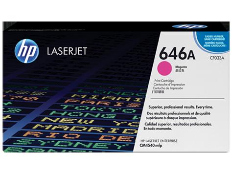 HP CF033A, HP 646A