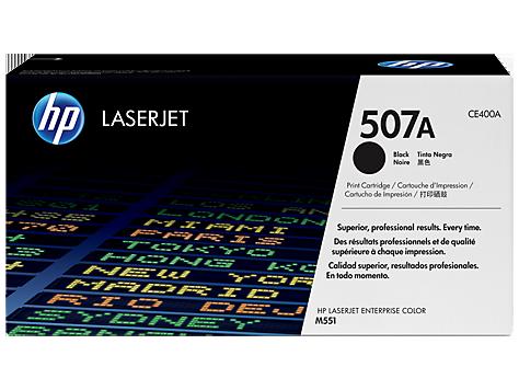 HP CE400A, HP 507A