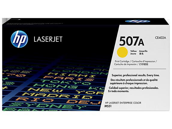 HP CE402A, HP 507A