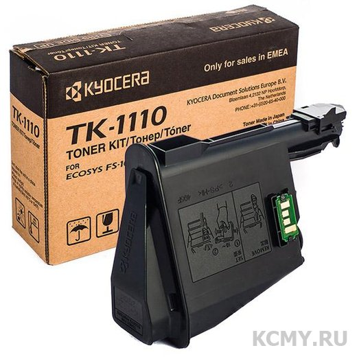 Kyocera TK-1110, Kyocera 1T02M50NX0
