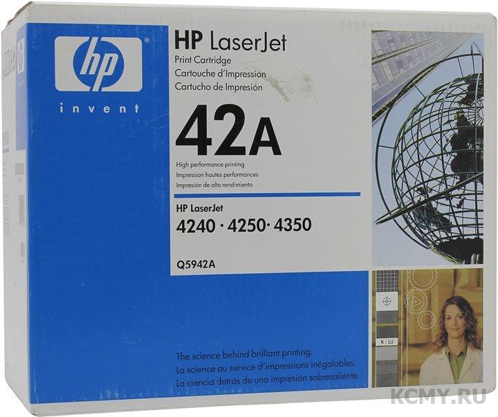 HP Q5942A, HP 42A