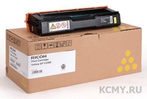 Ricoh SP C220 yellow, Ricoh 406055