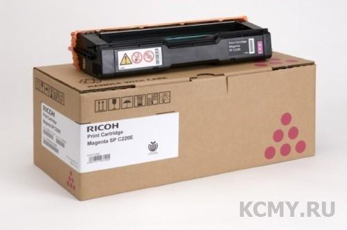 Ricoh SP C220 magenta, Ricoh 406054