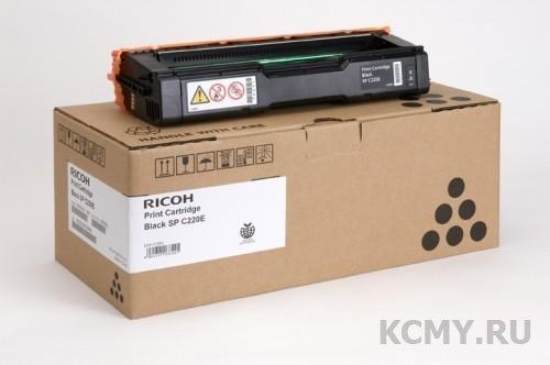 Ricoh SP C220 black, Ricoh 406052
