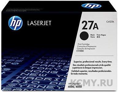 HP C4127A, HP 27A