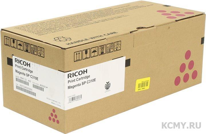 Ricoh SP C310HE magenta