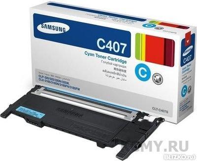 Samsung CLT-C407S