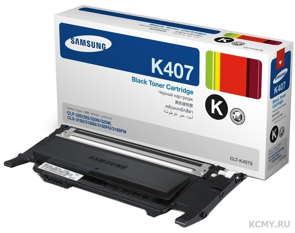 Samsung CLT-K407S