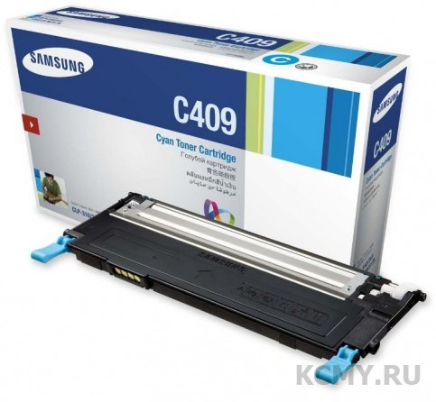 Samsung CLT-C409S, Samsung CLT-C4092S