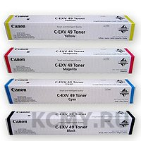Canon C-EXV 49 Toner Cyan, Canon 8525B002
