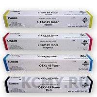 Canon C-EXV 49 Toner Yellow, Canon 8527B002