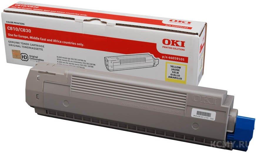 OKI 44059117, OKI 44059105