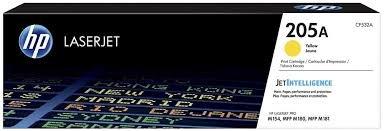 HP CF532A / 205A