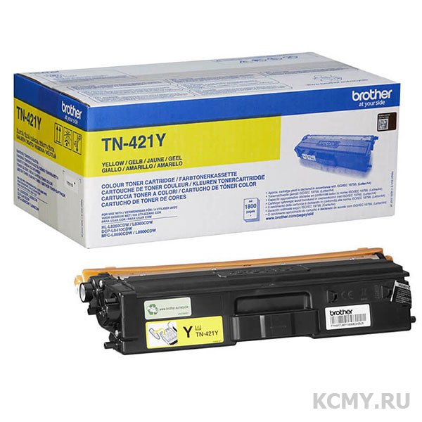 Brother TN-421Y