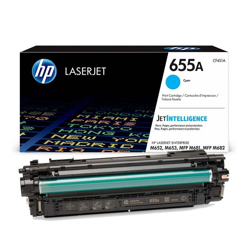 HP CF451A / 655A