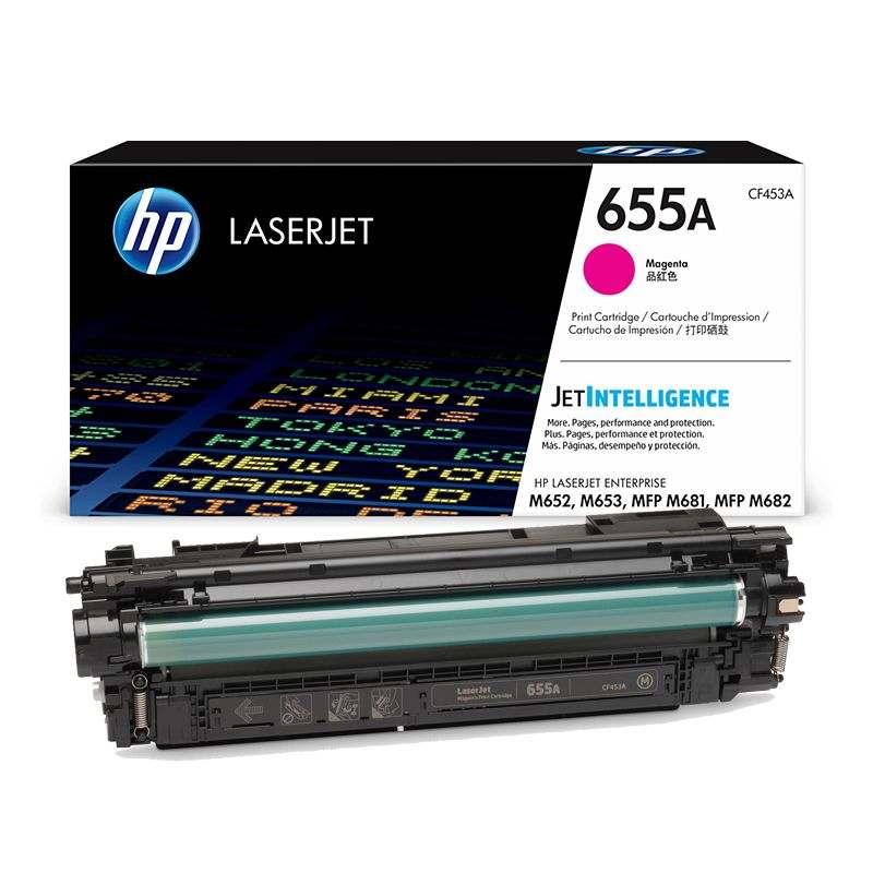 HP CF453A / 655A